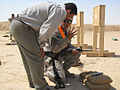 Iraqi Police, Army, Coalition Forces hit bullseye in friendly marksmanship competition DVIDS169497.jpg