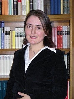 Irma Shiolashvili - 29 March, 2011.jpg
