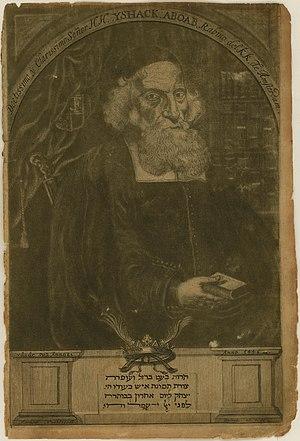 Aboab da Fonseca, Isaac (1605-1693)