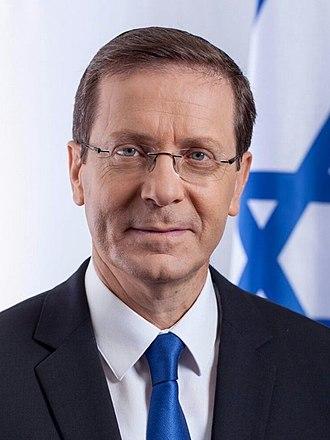 Isaac Herzog - Herzog in January 2014
