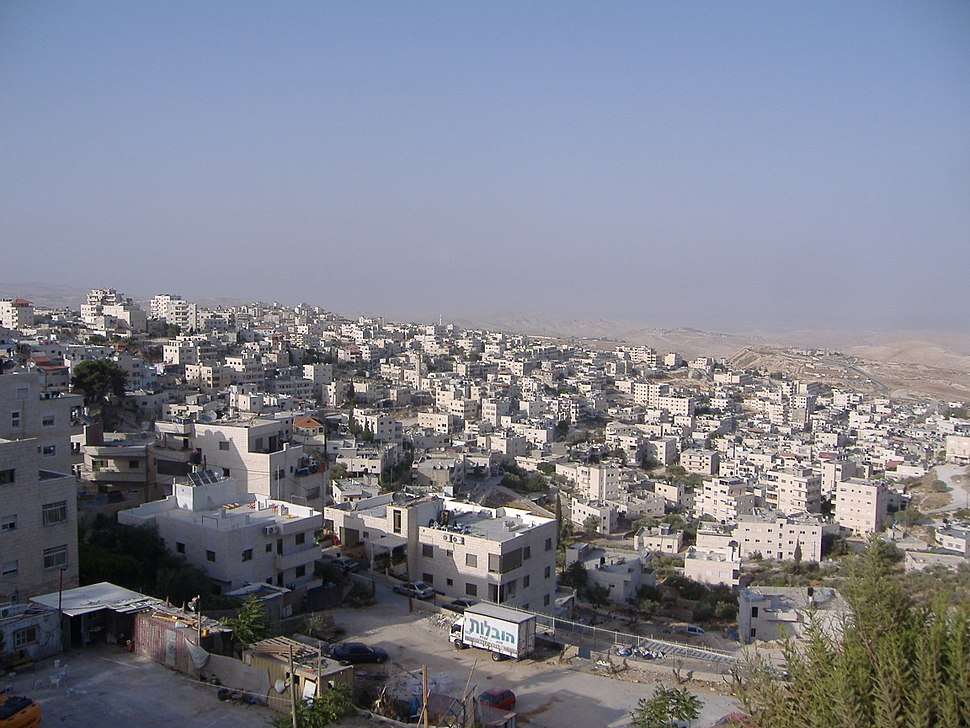 Isawia from mt Scopus
