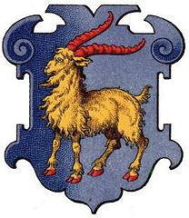 Istarski grb u Habsburškoj Monarhiji prije 1813.