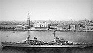 Italian cruiser Montecuccoli