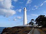 Izumo Hinomiskai Lighthouse (36464517766).jpg