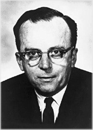 J. C. R. Licklider - Image: J. C. R. Licklider