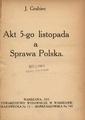 J. Grabiec - Akt 5-go listopada a Sprawa Polska.pdf