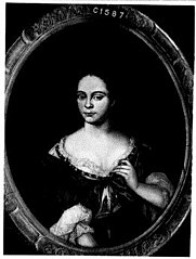 Margaretha Everaers (1657-1693). Echtgenote van Johan Pieter Rethaan