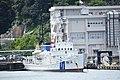 JCG Takatori(PM-14) right front view at Port of Yokosuka July 26, 2019.jpg