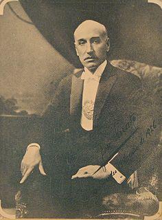 José Serrato President of Uruguay (1868-1960)