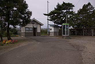 Seheji Station - Seheji Station in September 2009