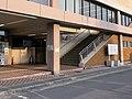 JR Shijonawate Station North Side Western Entrance.jpg
