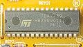 JVC MX-J950R - Audio out module - STMicroelectronics TDA7439-4080.jpg