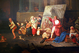 Apelles and the Shoemaker