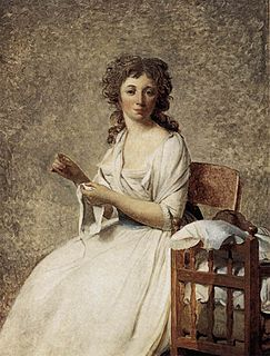 painting by Jacques-Louis David