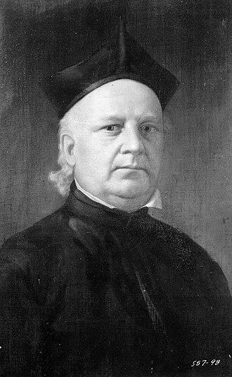 James A. Ryder - Portrait of James Ryder