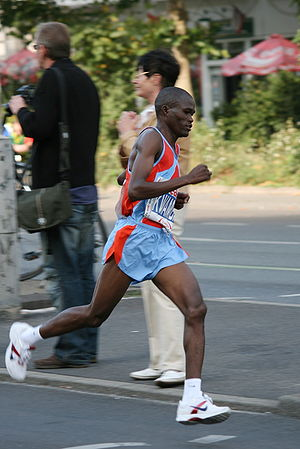 Rock 'n' Roll Virginia Beach Half Marathon - Kenya's James Kwambai was the 2006 and 2008 men's champion.