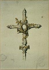 Design for a cross