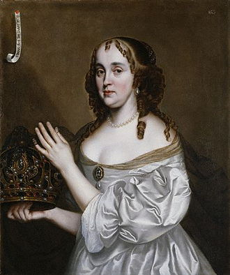 Jane Lane, Lady Fisher - Portrait of Jane Lane, Lady Fisher