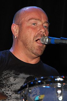 Jason Bonham v The Roxy, West Hollywood, CA (11.október 2009)