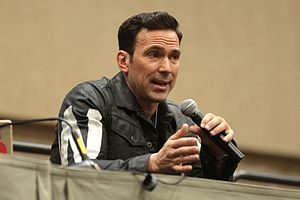 Jason David Frank - Frank at the 2017 Phoenix Comicon