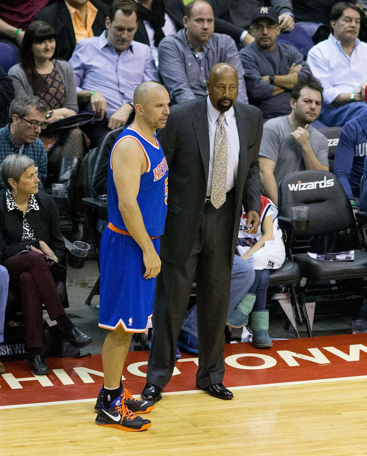 Mike Woodson –