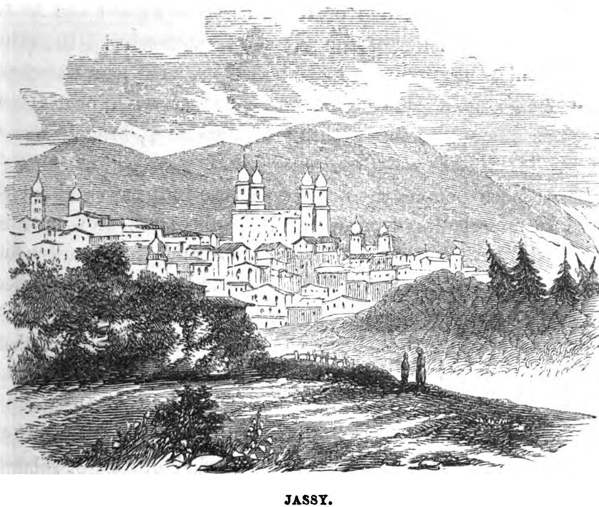 Jassy. Edmund Spencer. Turkey, Russia, the Black Sea, and Circassia.P.137.jpg