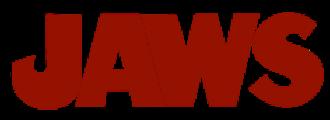 Jaws (franchise) - Image: Jaws (franchise) logo