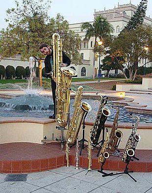 310px JayCEastonSaxFamily - Saxofón