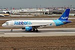 Jazeera Airways, 9K-CAK, Airbus A320-214 (46913224304).jpg