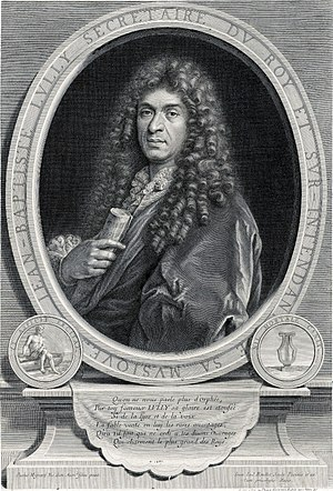 "French opera - Jean-Baptiste Lully, the ""Father of French Opera"""
