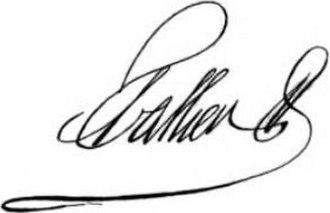 Jean-Lambert Tallien - Image: Jean Lambert Tallien Signature