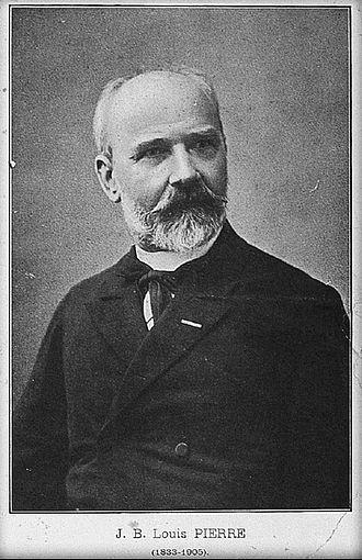 Jean Baptiste Louis Pierre - Jean Baptiste Louis Pierre