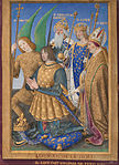 Louis XII of France and saints