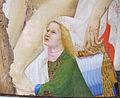 Jean malouel (attr.), cristo in pietà sostenuto da san giovanni, con la vergine e due angeli, 1405-10 ca. 05.JPG