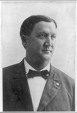 Jeff Davis (Arkansas governor) - Davis in 1905