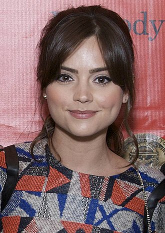 Doctor Who (series 7) - Jenna Coleman plays Clara Oswald, the sixth companion since the show was re-launched.