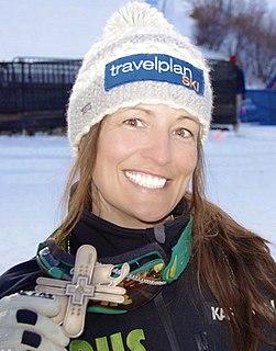 Jenny Owens Australian skier