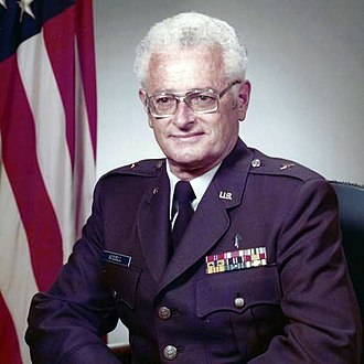 Deputy Chief of Chaplains of the United States Air Force - Image: Jeremiah Rodell