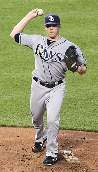 Major League Baseball Rookie of the Year Award - Jeremy Hellickson, the 2011 AL winner