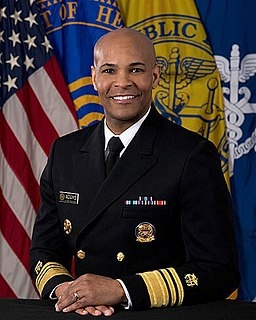 Jerome Adams American anesthesiologist and Surgeon General of the United States