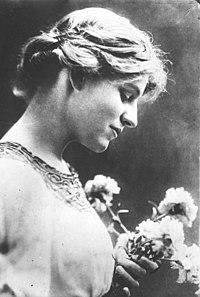 200px jessie woodrow wilson sayre 1913