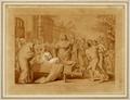 Jesus ressuscita na cidade de Naim o filho de uma viúva, que levavão a sepultar (1807) - Joaquim Carneiro da Silva.png