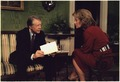 Jimmy Carter during an interview with Barbara Walters - NARA - 182765.tif
