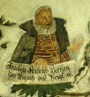 Joachim Frederick of Brieg - Image: Joachim Frederick of Brieg