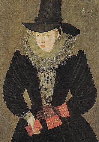 Edward Alleyn - Alleyn's first wife, Joan, 1596