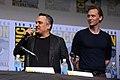 Joe Russo & Tom Hiddleston (36078771222).jpg