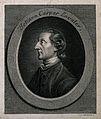 Johann Caspar Lavater. Line engraving by C. J. Schlotterbeck Wellcome V0003405EL.jpg