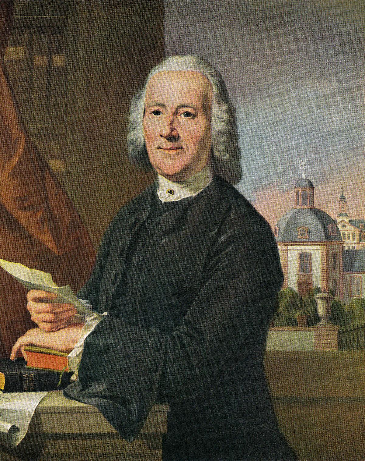 Johann Christian Senckenberg