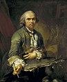 Johann Heinrich Tischbein - Selbstbildnis in jüngeren Jahren (1752-55).jpg