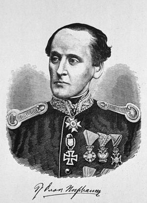 Johann Nepomuk von Nussbaum